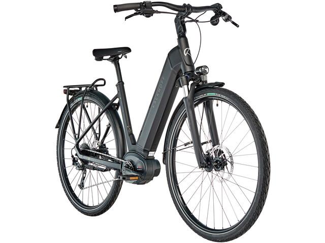 Kalkhoff Endeavour 5.B Move E-trekkingcykel Wave 500Wh sort (2019) | City-cykler